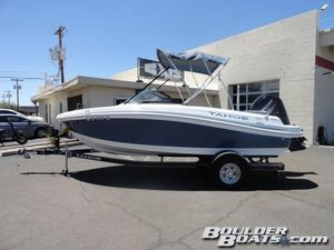 Used Tahoe 450 TS450 TS Bowrider Boat For Sale