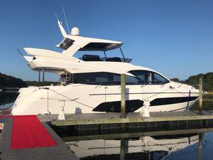 Used Sunseeker Manhattan 66 Motor Yacht For Sale