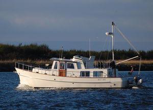 Used Eagle 40 Pilothouse Trawler Boat For Sale