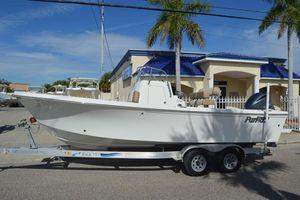 New Parker 2300 SE2300 SE Center Console Fishing Boat For Sale