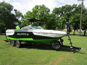 Used Supra SA400SA400 Ski and Wakeboard Boat For Sale