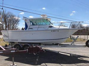 Used Baha Cruisers 252 GLE252 GLE Freshwater Fishing Boat For Sale