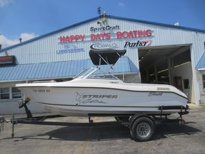 Used Striper 1851 Dual Console1851 Dual Console Dual Console Boat For Sale