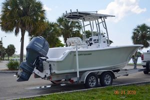Used Sportsman 211 Heritage211 Heritage Center Console Fishing Boat For Sale