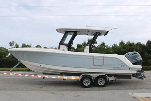 New Robalo 272CC272CC Center Console Fishing Boat For Sale