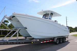 New World Cat 280XCC280XCC Center Console Fishing Boat For Sale
