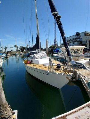 Used Cheoy Lee Pedrick 36 Racer and Cruiser Sailboat For Sale