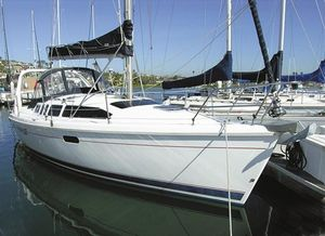 Used Hunter 340 Cruiser Sailboat For Sale
