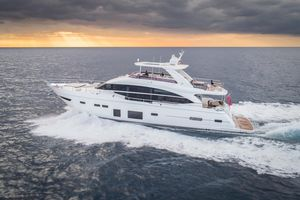 Used Princess 75 Motor Yacht For Sale