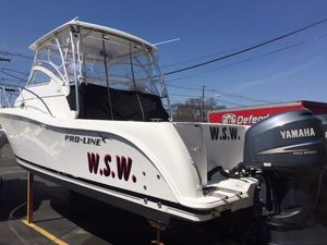 Used Pro-Line 32 Express Sports Fishing Boat For Sale