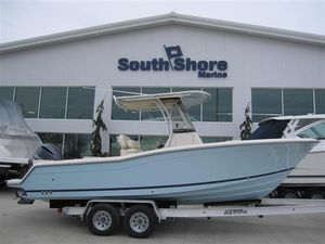 New Grady-White 236 Fisherman Center Console Fishing Boat For Sale