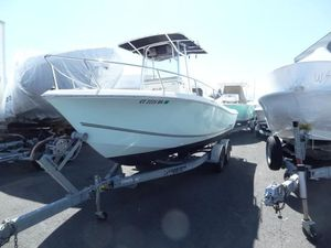 Used Key Largo 210cc Center Console Fishing Boat For Sale