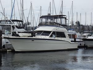 Used Hatteras 43 Convertible Motor Yacht For Sale