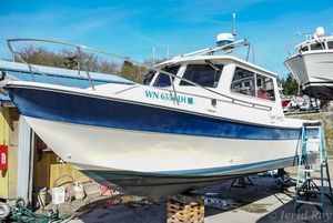 Used Sea Sport Sportsman Saltwater Fishing Boat For Sale