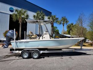 New Key West 210 Bay Reef Saltwater Fishing Boat For Sale