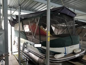 Used Sun Tracker Party Barge 22 Regency Pontoon Boat For Sale