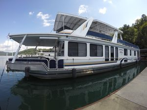 Used Stardust Cruisers 16 X 77 Widebody House Boat For Sale