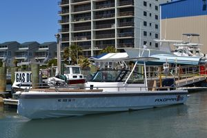 Used Axopar 28 T-top Center Console Fishing Boat For Sale