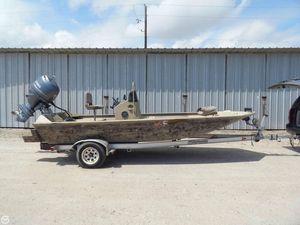 Used Alumacraft 1860 CC Tunnel Aluminum Fishing Boat For Sale