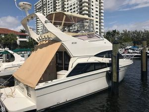 Used Carver 33 Super Sport Sports Fishing Boat For Sale
