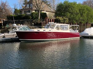 Used Mjm Yachts 40Z Downeast Fishing Boat For Sale