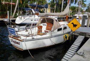 Used Cascade 36 Cruiser Sailboat For Sale