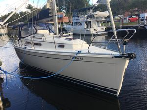 Used Hanse 312 Cruiser Sailboat For Sale