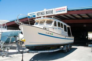 Used Rosborough 246 Trawler Boat For Sale