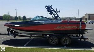 Used Supreme 211 Surf Series Ski and Wakeboard Boat For Sale