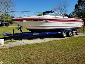 Used Sea Ray 250 Cuddy Fisherman Express Cruiser Boat For Sale