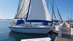 Used Ericson 28 Ericson Daysailer Sailboat For Sale