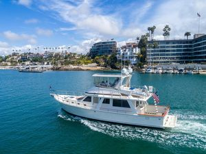 Used Offshore Sedan Express Cruiser Boat For Sale