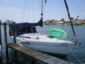 Used Catalina 28 MKII Cruiser Sailboat For Sale