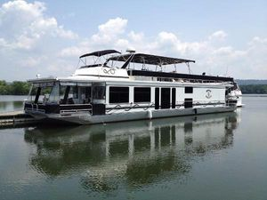 Used Sumerset 16x75 House Boat For Sale