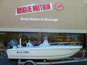 Used Sea Pro 190 Center Console Center Console Fishing Boat For Sale