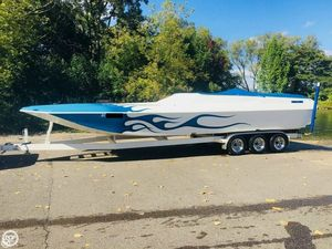 Used Hawaiian 28 Cat Offshore High Performance Boat For Sale