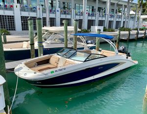 Used Sea Ray SD 270 OB Bowrider Boat For Sale