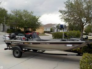Used Tracker 170 Pro Bass Boat For Sale