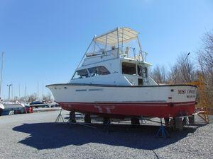 Used Egg Harbor Sportfish Sports Fishing Boat For Sale