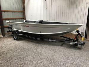 New Alumacraft Escape 165 Sports Fishing Boat For Sale