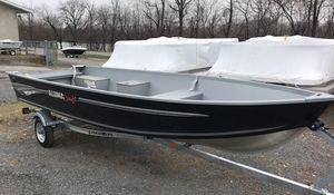 New Alumacraft V16 Sports Fishing Boat For Sale