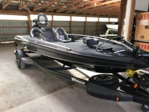 New Triton Boats 179 TrX Bass Boat For Sale