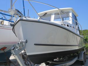 New Eastern 248 Explorer Downeast Fishing Boat For Sale