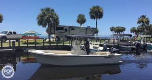 Used Parker Marine 2300 CC Center Console Fishing Boat For Sale