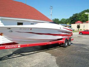Used Profile 260 V High Performance Boat For Sale