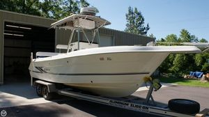 Used Cobia 254 CC Center Console Fishing Boat For Sale