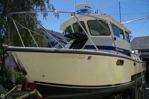 Used Farallon Whaleback 25 Pilothouse Boat For Sale