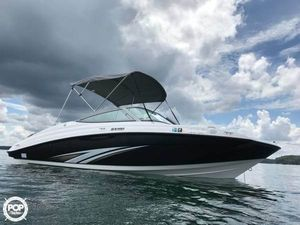 Used Yamaha SX 190 Bowrider Boat For Sale