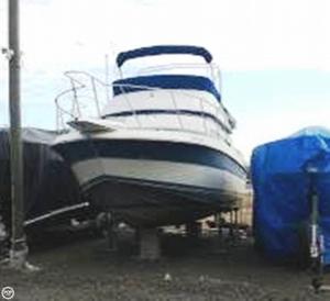 Used Carver 30 Santego Sports Fishing Boat For Sale