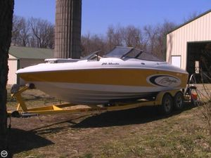 Used Baja 212 Islander Runabout Boat For Sale